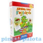 Logikus gondolkodás fejlesztő játékok - Logikai játékok - Granna Sárkány Samu fejtörői