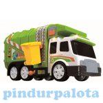 Műanyag járművek - Action Series kukásautó funkciós
