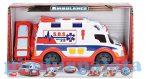 Játék autók - Autós játékok - Mentőautó funkciós Action Series Dickie Toys