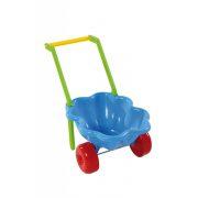 Kerti játékok - Homokozókészletek - D-Toys kagylós talicska
