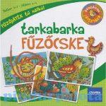 Fűzős játékok gyerekeknek - Granna Óvodások játéktára Tarkabarka fűzőcske
