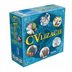 Társasjátékok gyerekeknek - Granna CVlizációk
