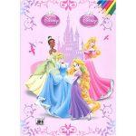 Kifestők - Disney Hercegnő színező