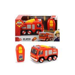 Sam a tűzoltó játékok Jupiter IRC távirányítós autó