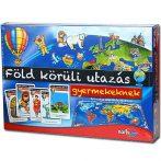 Fejlesztő játékok gyerekeknek - A föld körüli utazás Noris