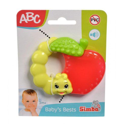 Rágókák - ABC hűsítő gyümölcs hűthető rágóka fogzáshoz babáknak