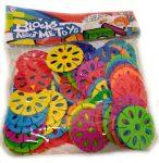 Építőjátékok gyerekeknek - Csillag építő Blocks about me Toys