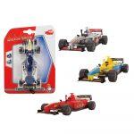 Műanyag járművek - Formula 1 játékautó 14 cm 4 féle Dickie