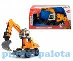 Műanyag járművek - Excavator Dickie Toys