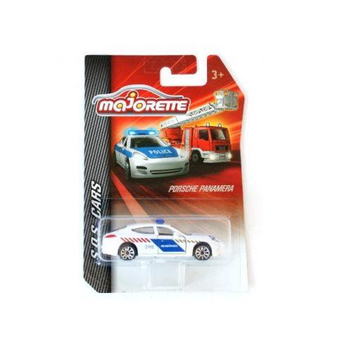Járművek - Rendőrségi autó játék