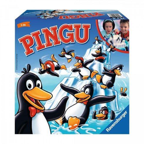 Társasjátékok gyerekeknek - Ravensburger Pingu