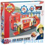 Sam a tűzoltó játékok - Tűzoltóállomás