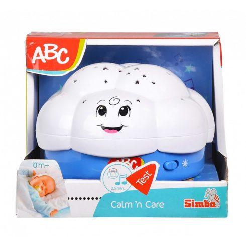 Babajátékok - Felhő formájú éjszakai fény ABC Simba