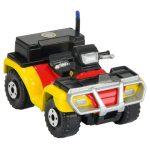 Játékautók - Sam, a tűzoltó, Mercury quad