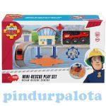 Sam a tűzoltó játékok - Mini tűzoltó állomás járművel