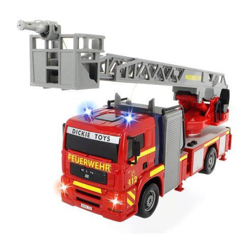 Műanyag járművek - Dickie Játék tűzoltó autó
