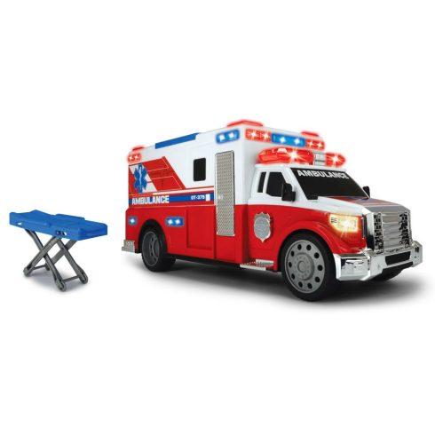Játékautók - Dickie Játék mentőautó Simba Toys