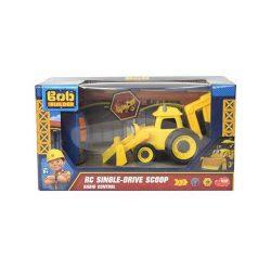 RC kocsik - Bob Mester távirányítású markoló - RC Scoop