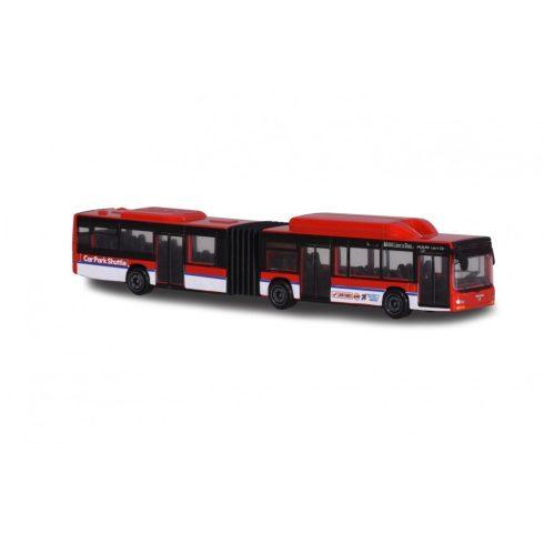 Játék autók - Autós játékok - MAN City busz Lions Transporter