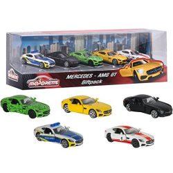 Játék autók - Autós játékok - Majorette Mercedes-Benz AMG GT Color Edition 5db-os szett