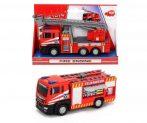 Járművek - Játékautók - MAN Tűzoltóautó 17 cm