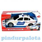 Járművek - Játékautók - Rendőrségi autó, Dickie