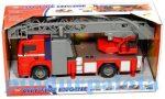 Járművek - Játék autók fiúknak - Tűzoltóautó City Fire