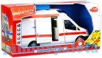 Műanyag járművek - Mentőautó Emergency Van Dickie Toys