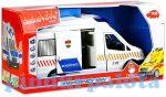 Műanyag járművek - Rendőrautó Fénnyel és Hanggal 34 cm Dickey Toys