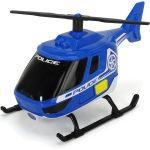 Rendőrhelikopter Rescue Force fénnyel és hanggal