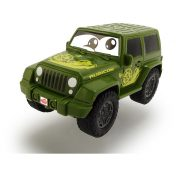 Műanyag járművek - Összenyomható gumi játékautó