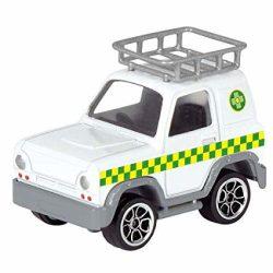 Sam a tűzoltós játékok - 4x4 terepjáró Simba