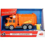 Játék Kukásautók - Mini City Cleaner Action Series 15cm Dickie toys