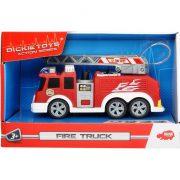 Járművek - Action Series Mini tűzoltó autó 15 cm Dickie Toys