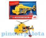 Járművek - Repülők - Dickie Toys mentőhelikopter