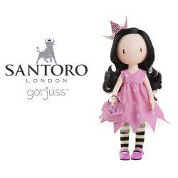 Játékbabák - Hajas babák kislányoknak - Santoro Gorjuss Dreaming Játékbaba