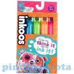 Írószerek - Iskolaszerek - Íróeszközök - Inkoos színes filctollak