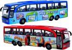 Járművek - Műanyag játékautók - Turista busz Dickie Toys