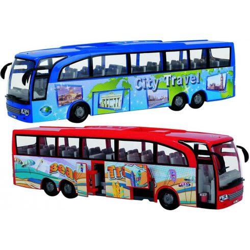 Járművek - Játékturista busz Dickie Toys