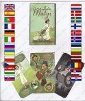 Kártyajátékok - Ludas Matyi kvartett gyermek mese kártyajáték
