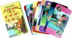 Kártyajátékok - A Nagy Ho-ho-ho Horgász kvartett gyermek mese kártya