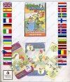 Kukori és Kotkoda kvartett gyermek mese kártyajáték