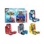 Transformers akciófigurák - Transformers Tin Box Set 5 féle
