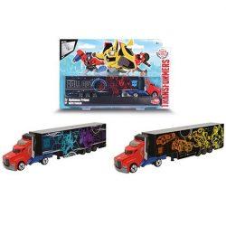 Transformers akciófigurák - Transformers Optimus Prime Trailer kamion