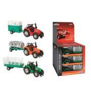 Játék autók - Farm Life Team Majorette