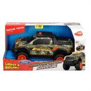 Műanyag járművek - Ford F150 Raptor - Adventure Játékautó Dickie Toys