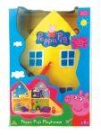 Lányos játékok - Peppa nagy házikó figurákkal