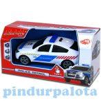 Műanyag járművek - Rendőrségi autó Dickie Toys