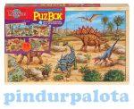 Fa puzzle - dinók kirakó TS-Shure