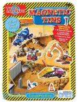 Készségfejlesztő - Ügyességi játék - T.S. shure mágneses kirakó építkezés